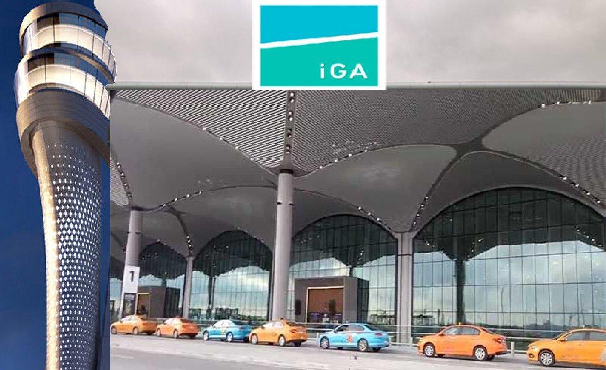 İstanbul Havalimanı İçin Taksi Ücretleri Belli Oldu!
