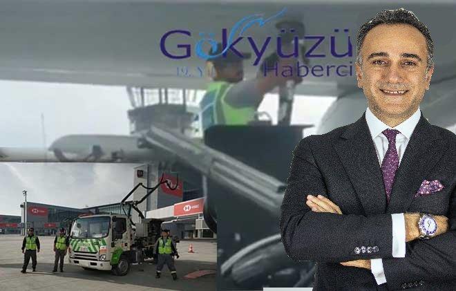 İstanbul Havalimanı, jet yakıtını SOCAR'dan alacak!