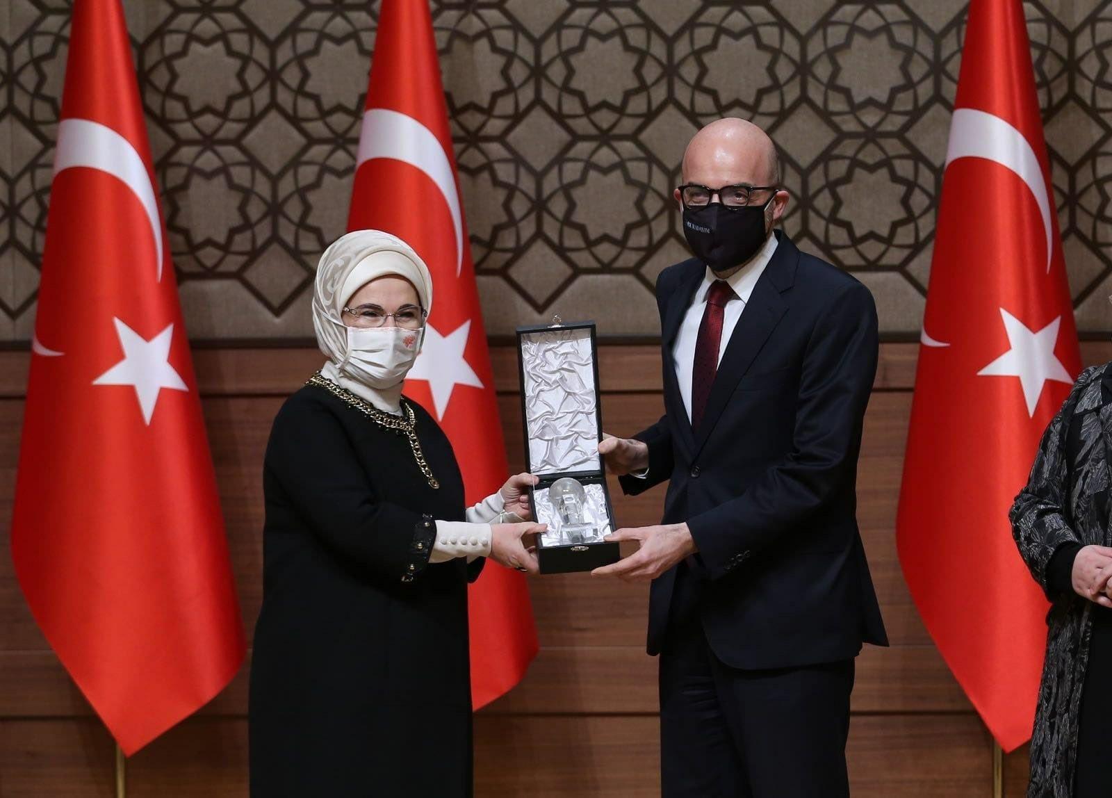 İstanbul Havalimanı'na birincilik ödülü(video)