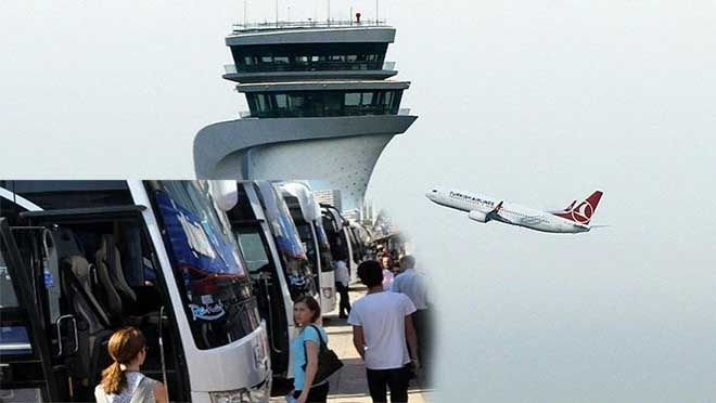İstanbul Havalimanı'na Sefer sayısı artırıldı