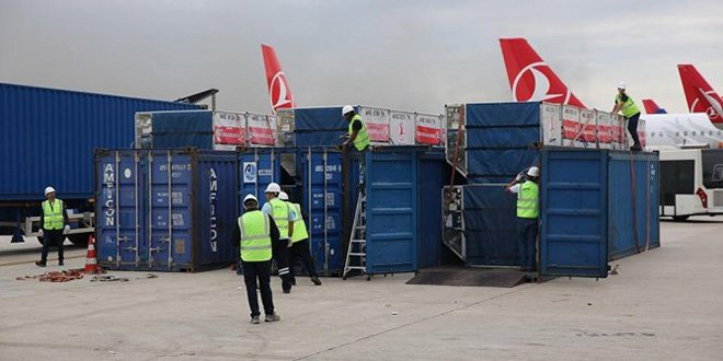 İstanbul Havalimanı'na taşınma hazırlıkları
