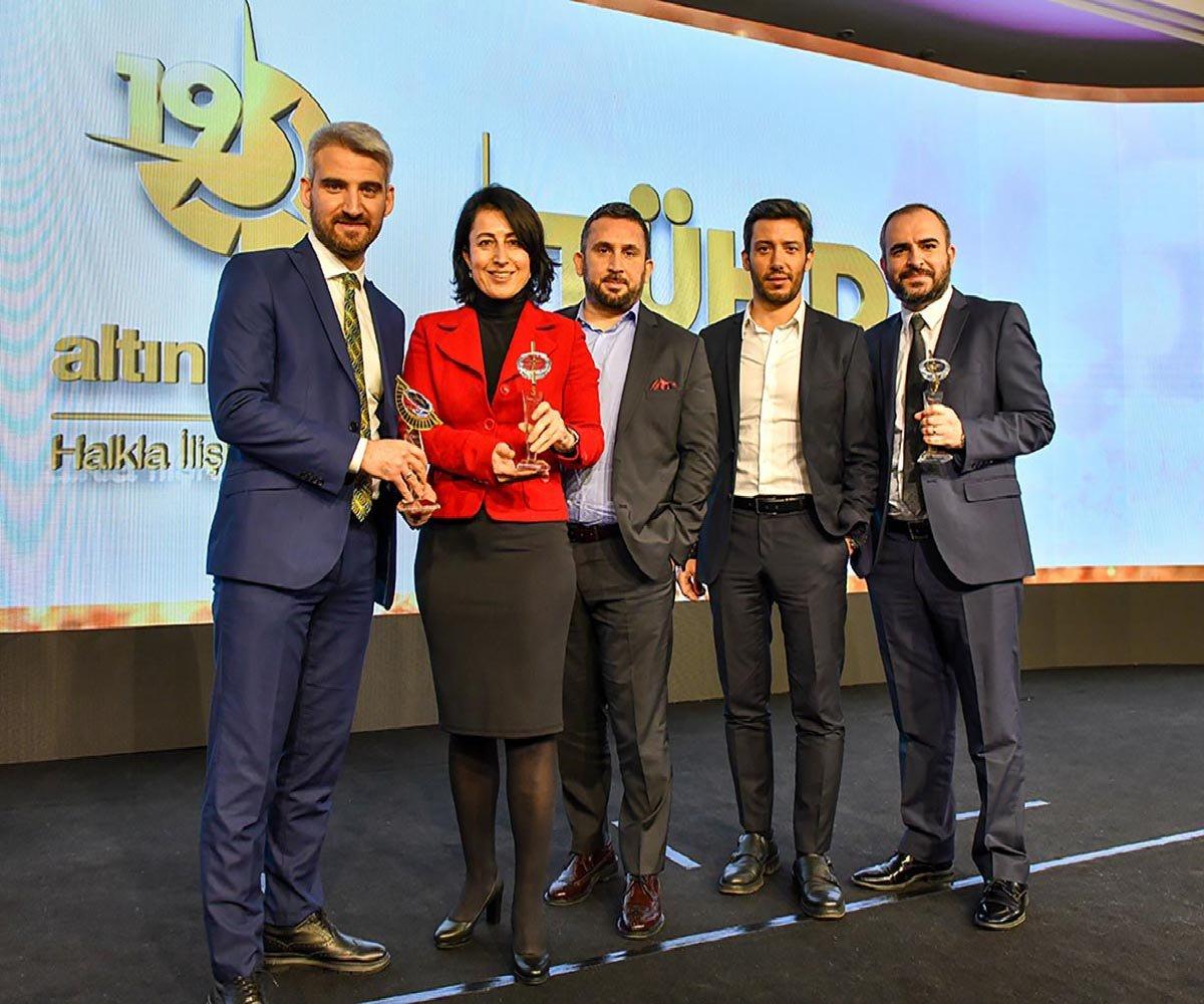 İstanbul Havalimanı'na üç ödül birden