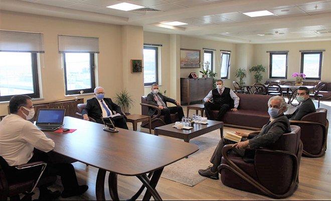 İstanbul Havalimanı'nda alınan tedbirler değerlendirildi