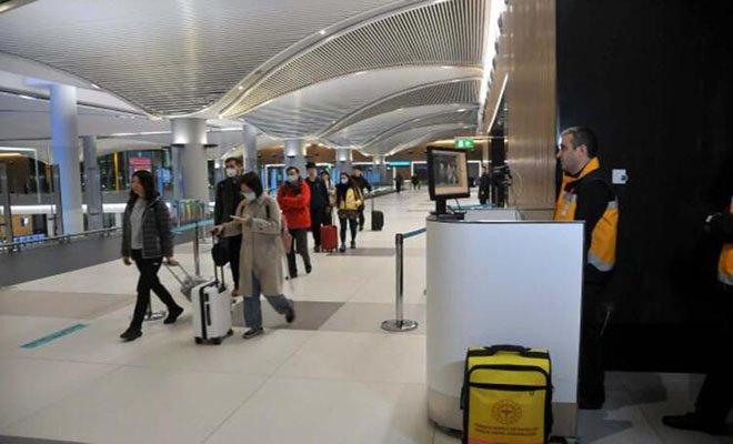 İstanbul Havalimanı'nda 'Corona Virüs' önlemi!
