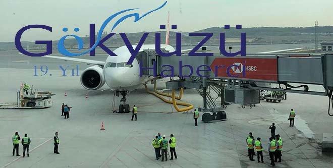 İstanbul Havalimanı'ndan ilk kargo uçuşu gerçekleşti!