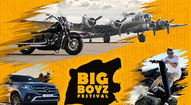 İstanbul Kemer Country Club'da Big Boyz Festival'i