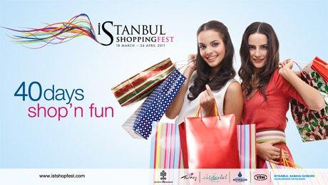 İstanbul Shopping Fest`e yeni düzenleme.
