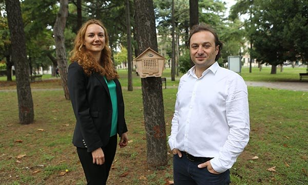 İstanbul'un arı dostu adresi Büyükçekmece oldu…