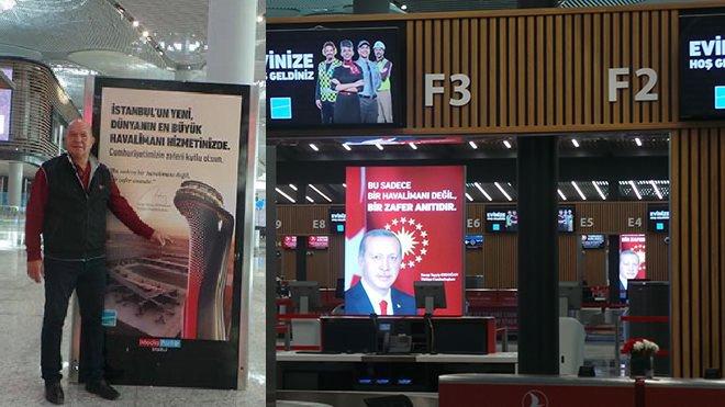 İsviçre medyasından İstanbul Havalimanına büyük övgü!