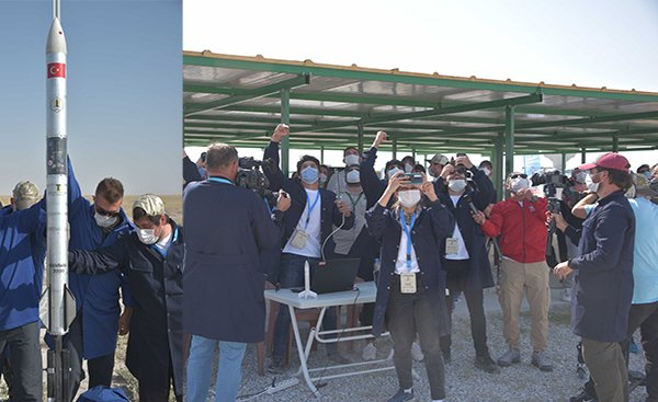 İTOüni,Teknofest'te Türkiye ikincisi oldu