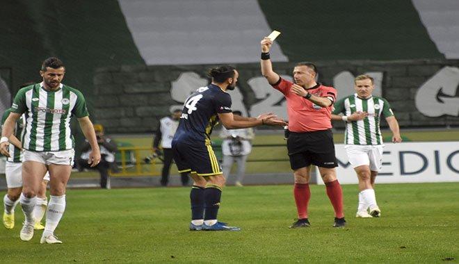 İttifak Holding Konyaspor - Fenerbahçe: 1-0