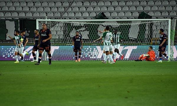 İttifak Holding Konyaspor - Medipol Başakşehir: 4-3