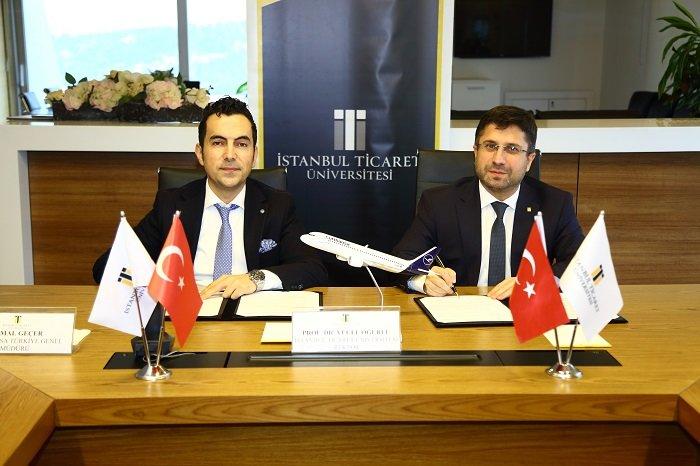 İTÜ ile Lufthansa Arasında İşbirliği
