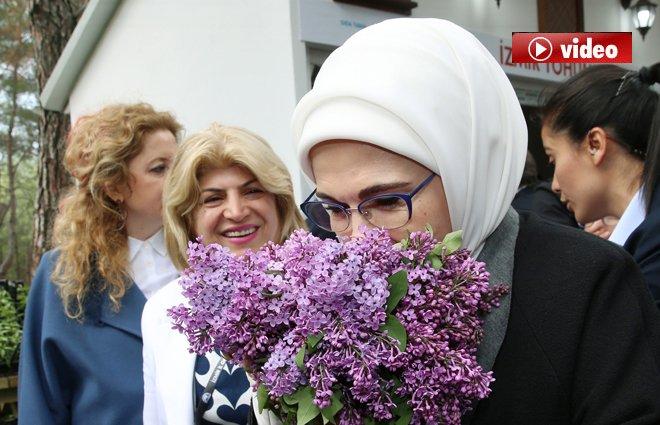 Emine Erdoğan, Milli Tarım Projesine Vurgu Yaptı
