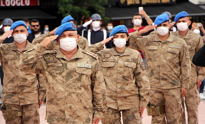 #Jandarma 182 Yaşında#video