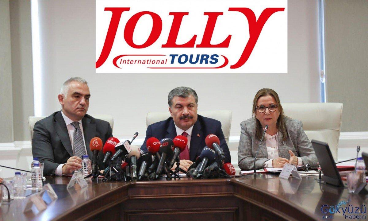 Jolly Tur, koronavirüsü iptallerinin parasını ödemiyor