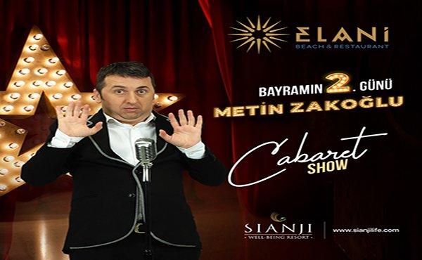Kabare Tadında Bayram Elani Beach & Restaurant'ta!