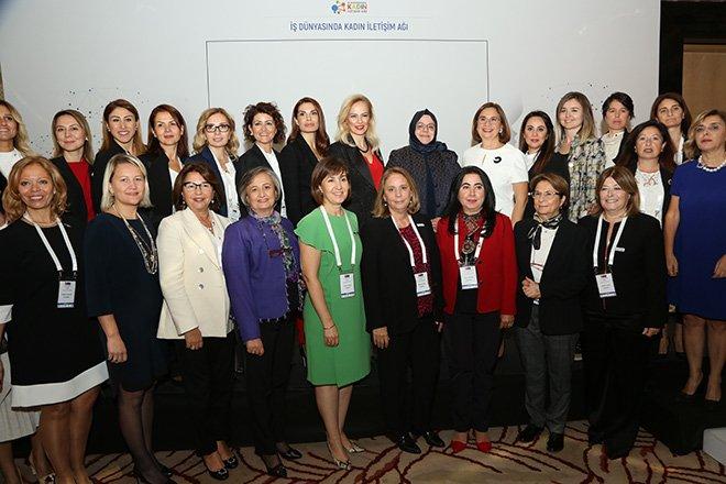 Kadın girişimciler platform sayesinde büyüyecek