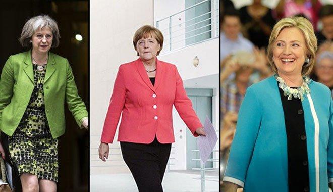 Kadınlar siyasette 'Kadın Liderliği' istiyor