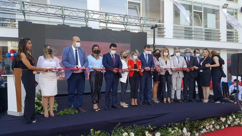 Kadirli'de Bahçeşehir Koleji Fen Lisesi açıldı