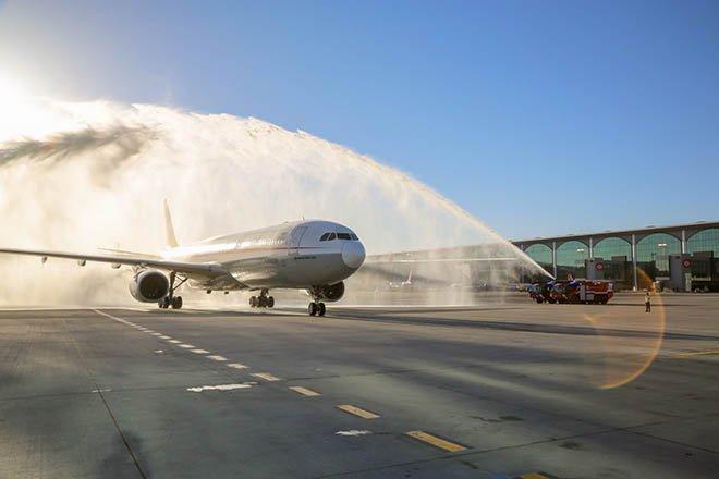 Kadri Samsunlu: Sichuan Airlines hoş geldiniz!
