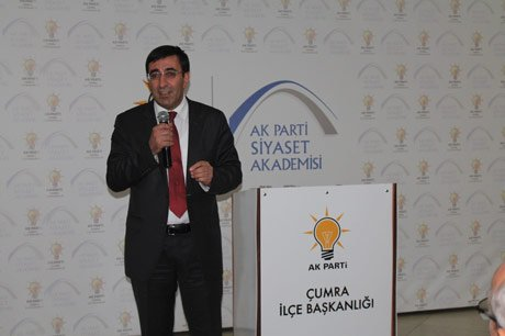 Kalkınma Bakanı Cevdet Yılmaz'ın Konya Ziyareti