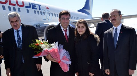 Kalkınma Bakanı Cevdet Yılmaz Muş'ta