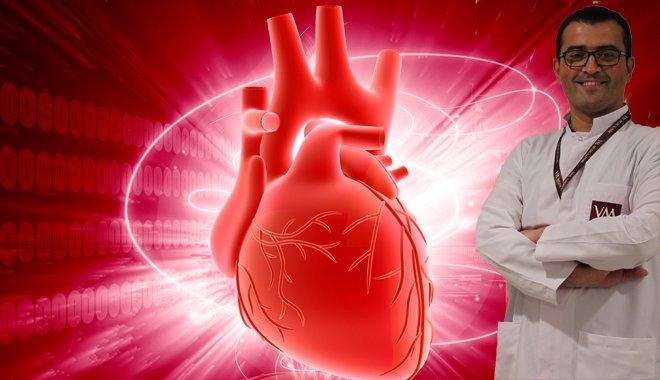 Kalp kapakçığının yetersizliği