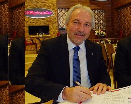 Kamil Saraçoğlu:Hedef katılımcı bir belediye