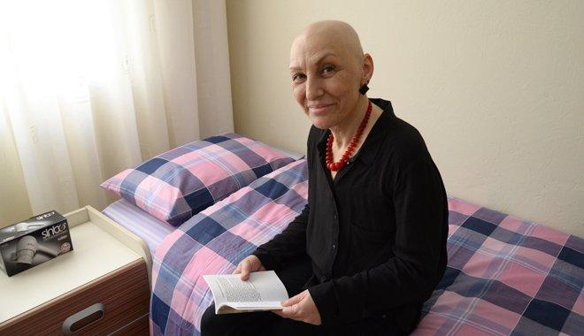Kanser hastalarına ikinci yuva