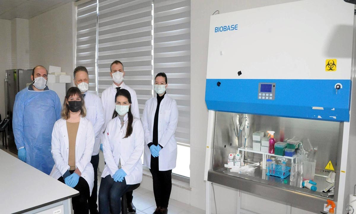 Kanser hastalarına umut veren aşı Tekirdağ'da(video)