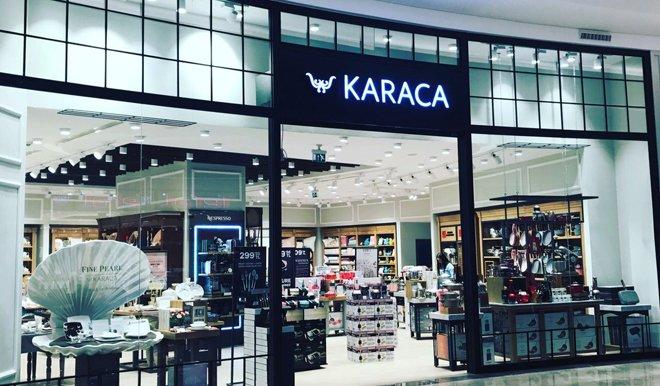 KARACA'DAN YENİ MAĞAZA