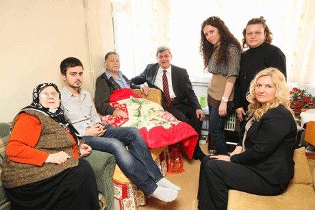 Karaosmanoğlu,Demirtaş'a acil şifalar diledi.