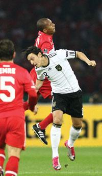Milli'ler Berlin'de 3-0 Mağlup Oldu!