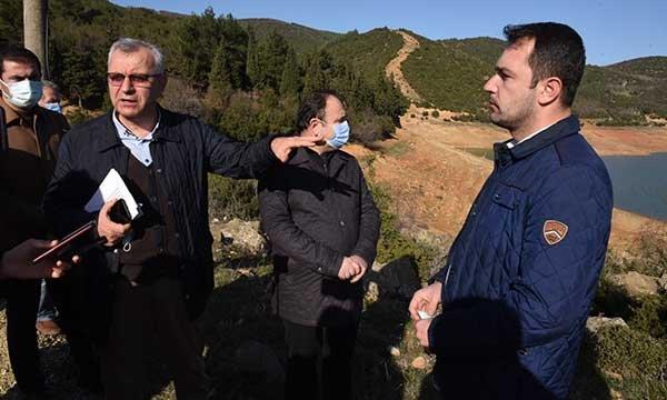 Keşan Belediye Başkanı: Su seviyesi felaket boyuta geldi(video)