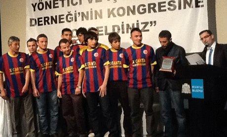 KİAP iş kongresini İstanbul'da yaptı