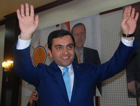 Kırşehir Belediye Başkanı Yaşar Bahçeci