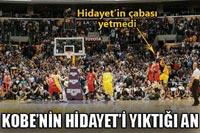 Kobe Bitime 1.9 Saniye Kala Attığı Basketi Bitirdi.
