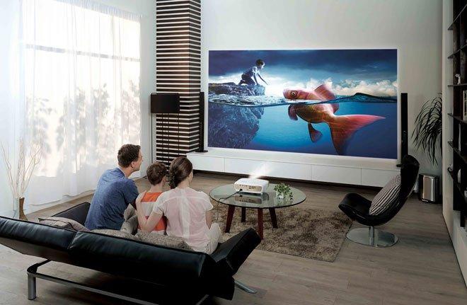 Kolayca kur, evde sinema salonu keyfini yaşa!