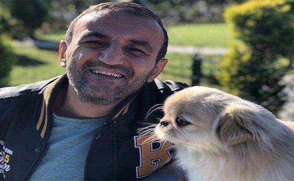 Köpeğinin ölüm haberini alan Ersin Korkut