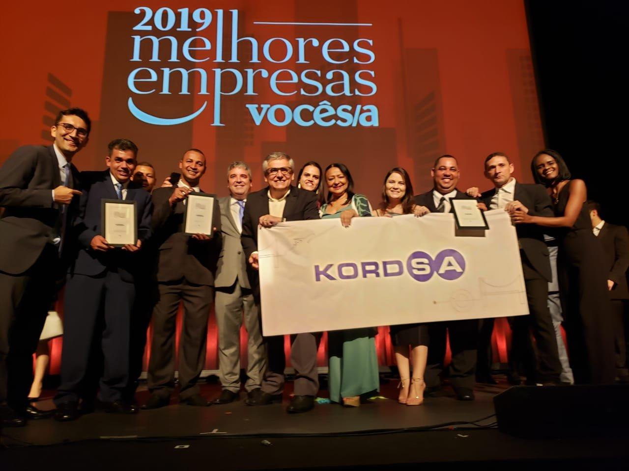 Kordsa, Brezilya'da Yılın Şirketi Seçildi