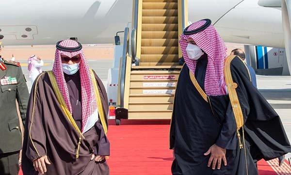 Körfez ülkeleri Katar'a yönelik ambargoyu kaldırdı(video)