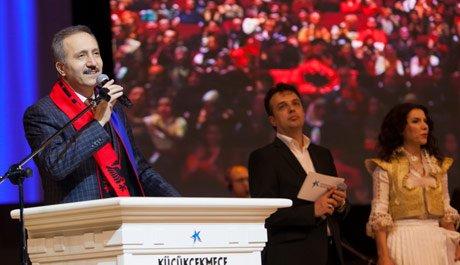 Kosova Cumhuriyeti'nin 6.Yaşını Arenamega'da kutladı