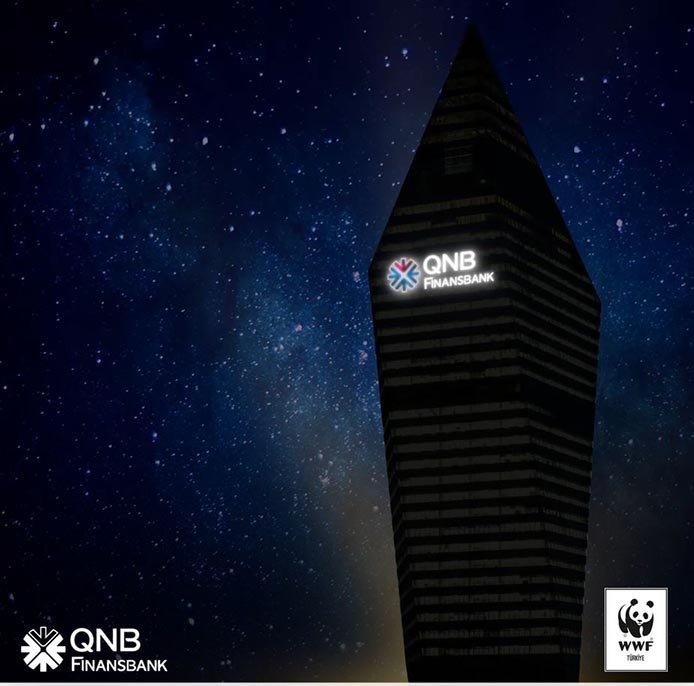 Kristal Kule 'Gezegeni Yaşatmak' ışıklarını kapattı