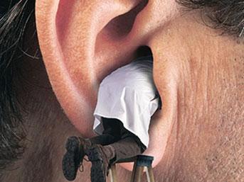 Kulakta büyük vurgun