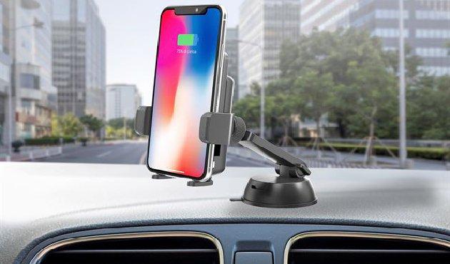 Kullanışlı araç içi telefon tutucu