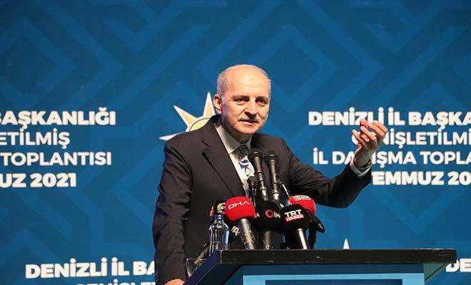 Kurtulmuş: Anketlerde AK Parti açık ara birinci partidir