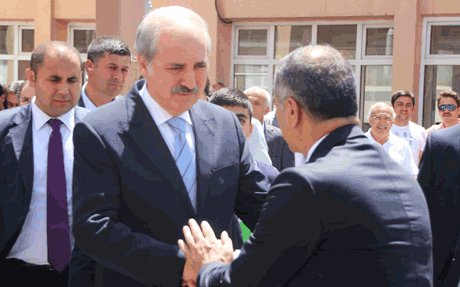 Kurtulmuş,milletin kararını Erdoğan olarak verdi