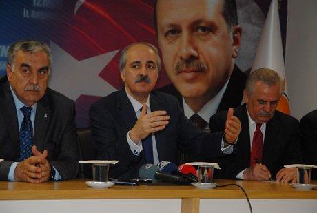 Kurtulmuş,yeni Türkiye inşa edilyor