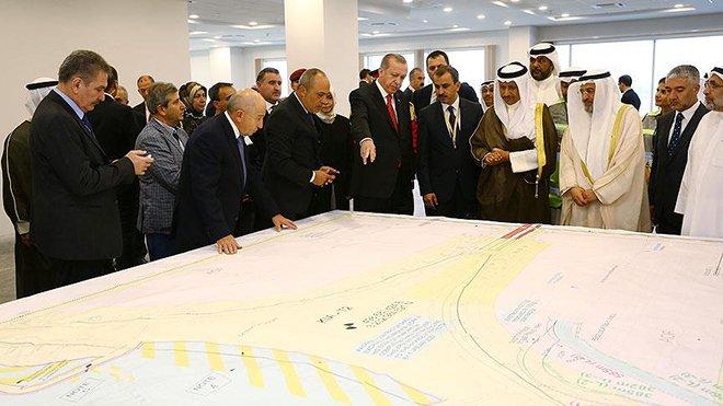 Kuveyt'ten 3.Havalimanı Bölgesine Yatırım
